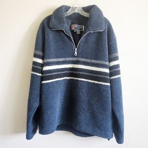 Fleece pullover by Free Country USA